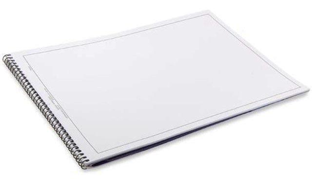 Cuaderno de dibujo para dibujantes