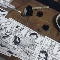 dibujar un comic