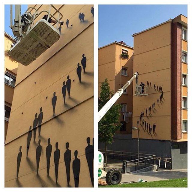 Mural suso 33 en madrid