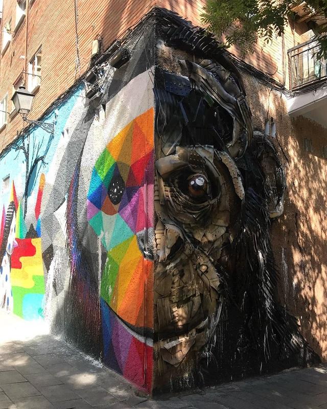 Murales de malasaña