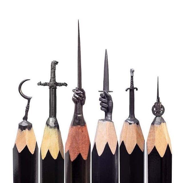 Lápices de Carbón