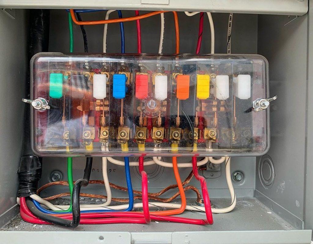 dibujo técnico eléctrico caractéristicas