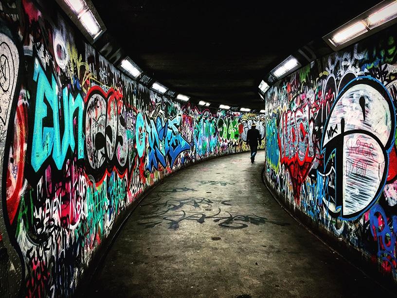 graffiti como arte urbano