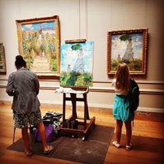 Cómo pintar con la técnica impresionista