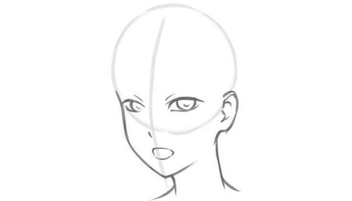 dibujar anime
