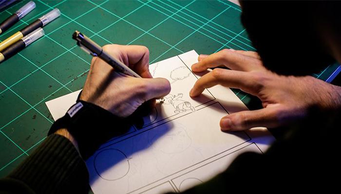 Dibujar Manga