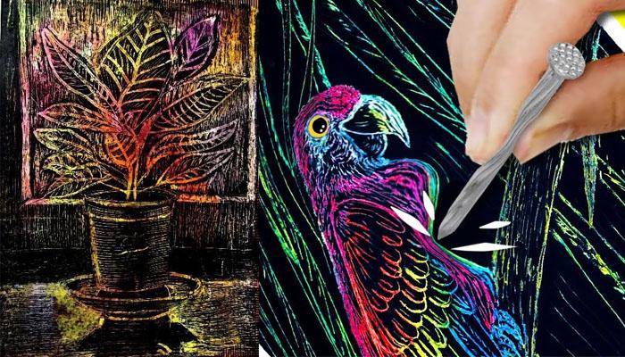 lápices de cera