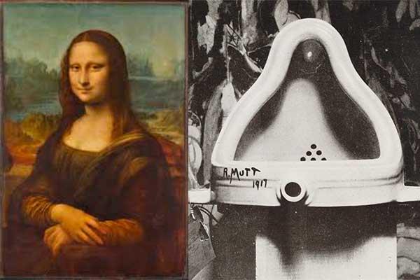 arte figurativo y arte conceptual