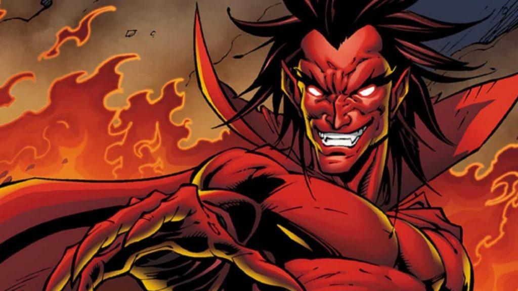 héroes y villanos de Marvel Bruja Escarlata