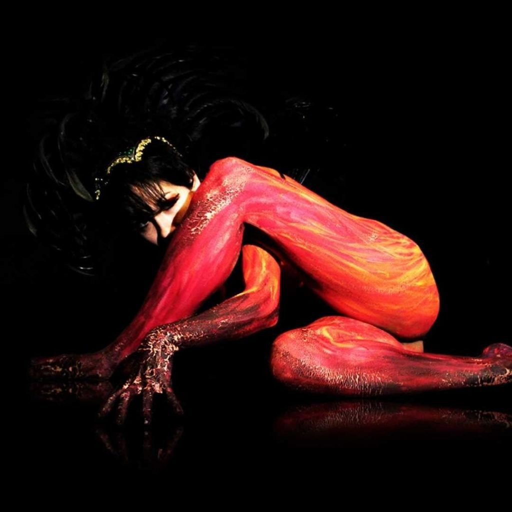 Pinturas Body Painting
